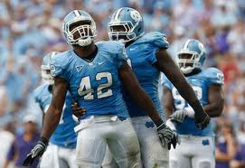 Robert Quinn and the North Carolina Tar Heels