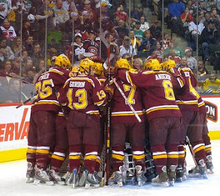 Gopher Hockey Team