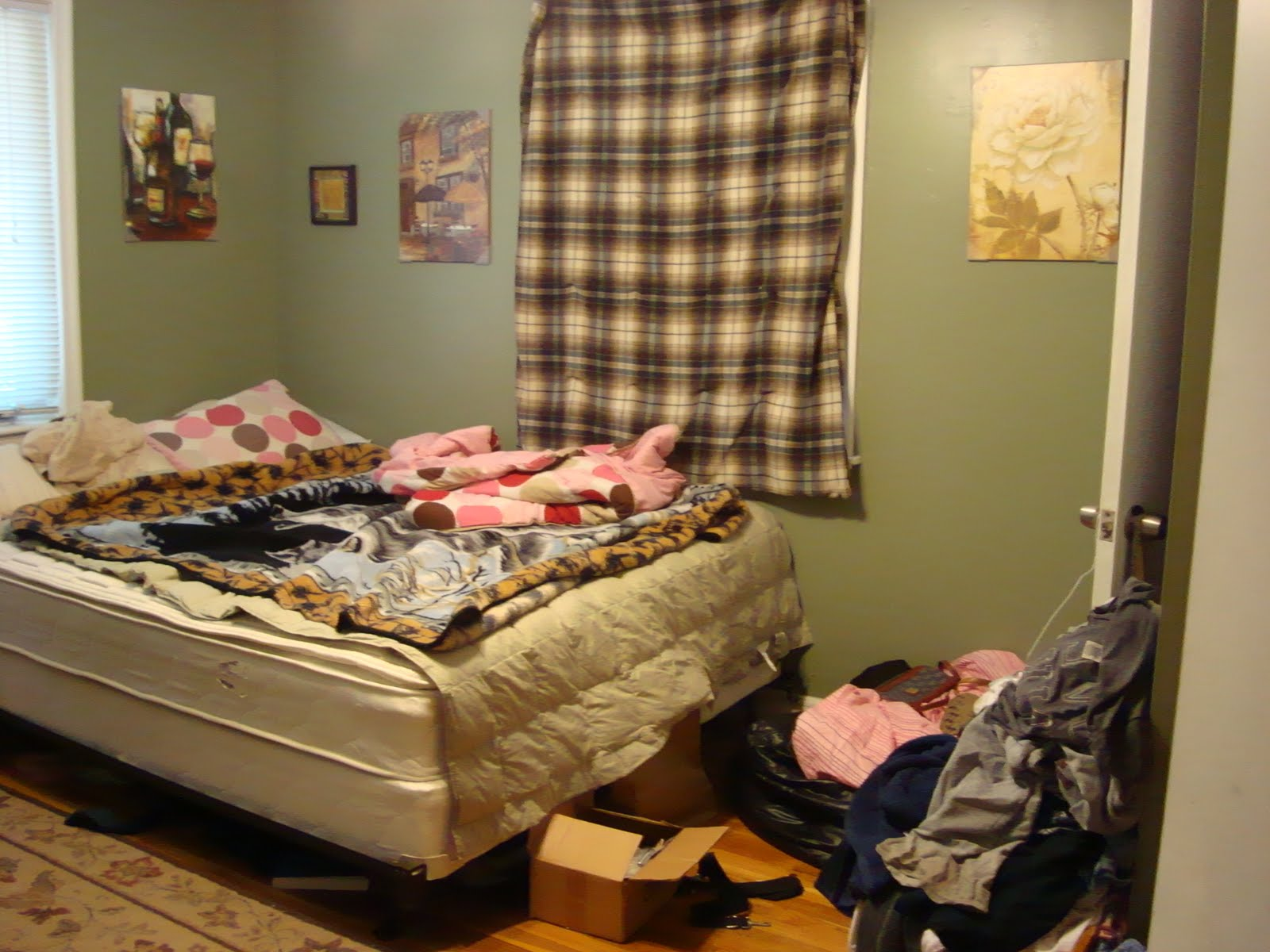 Girl In Your World Messy Room