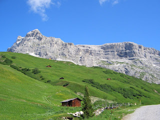 Klettersteig Sulzfluh : Skihaserl klettersteig sulzfluh