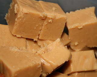 Sinful Southern Sweets: Creamy Peanut Butter Fudge