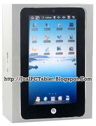Jual PC Tablet di Jakarta | iPear i770: Gambar PC Tablet