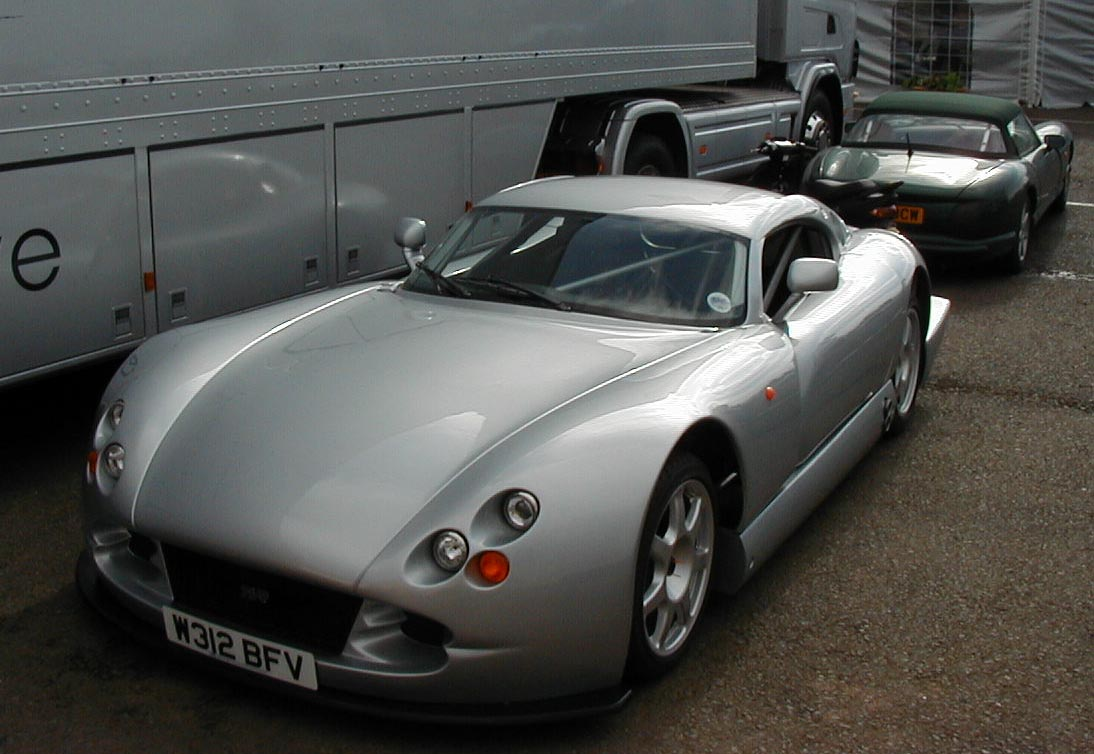 tvr classic cars