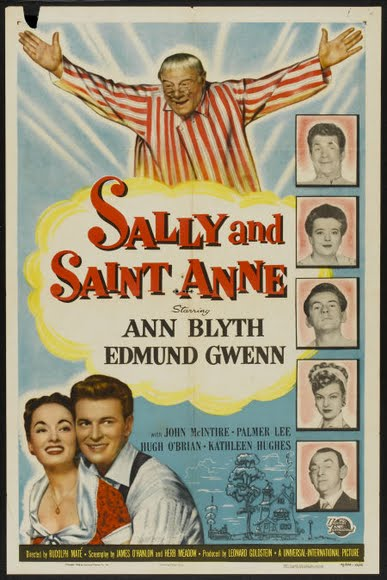 Sally and Saint Anne movie