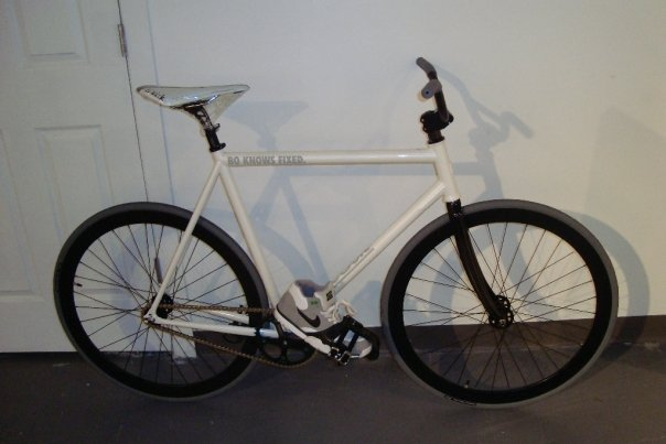 GOTSOLE FIXED GEAR BIKE