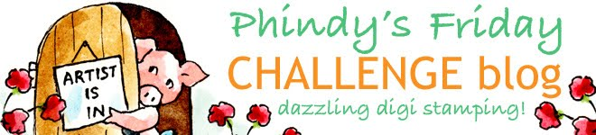 Phindy's Place Challenge Blog