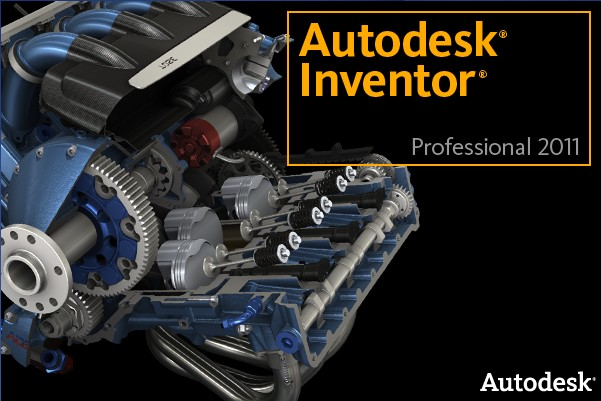 Autodesk AutoCAD Inventor Suite 2011