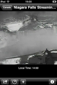 Niagara Falls on Earth Cam by Live Cams