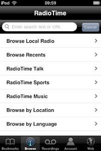 TuneIn Radio app review