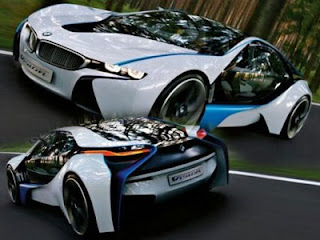 Audi A9 Hybrid Concept BMW Vision