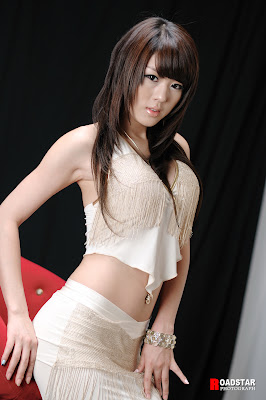 Asian Sexy Model - Hwang Mi Hee