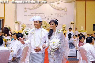 Popular Wedding Songs Ceremony On Myanmar Singer Yuzana S
