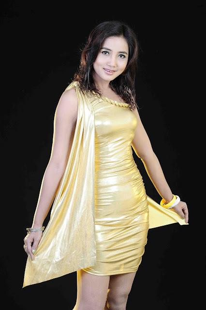 Fashion Myanmar Model Girl Photo Myanmar Model: Myanmar