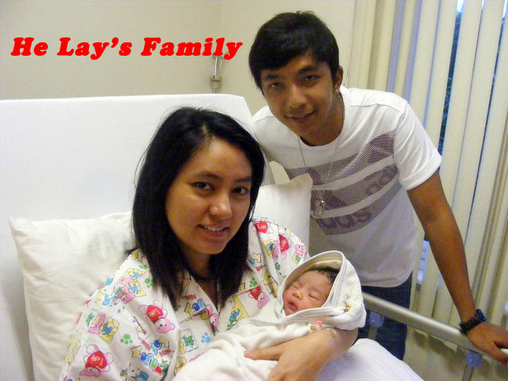 Image result for singer Hay Lay Family