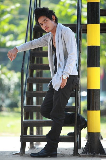 Min oo myanmar celebrity