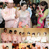 Photos: Pyay Ti Oo + Eaindra's Pinky Wedding Reception
