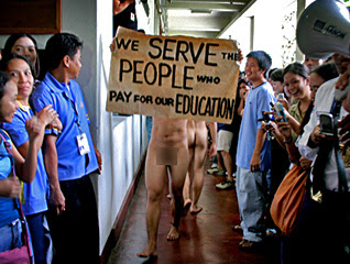 Paradise Philippines: Oblation Run in Paradise Philippines