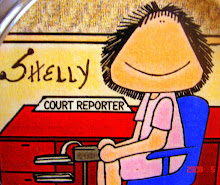 Court Reporter Chick