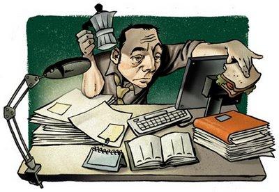 A que somos adictos adicci n al trabajo - Verti es oficina internet ...