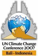 Reportase UNFCCC Bali 2007