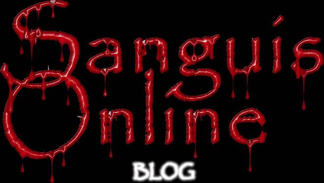 Sanguis Online - Blog