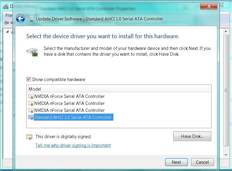 Передача, обмен и хранение. скачать драйвер nvidia nforce serial ata contro