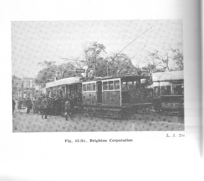 the works car at the old steine
