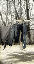 Hang your troubles out to dry...