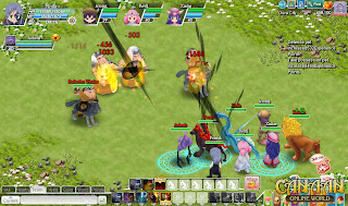 Canaan Online is a free flash-based browser MMORPG Developed by XPEC Entertainment, this manga-style game offers an in-depth pet system and detailed social and chat features. It utilizes the latest flash technology to deliver a cute, rich and unique gaming experience to MMORPG and online games fans.