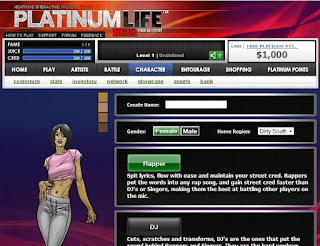 Platinum Life: Web Edition
