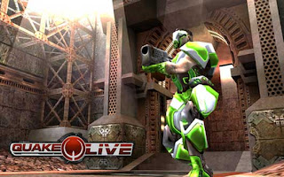 Quake Live (formerly known as Quake Zero) is a  first-person shooter video game project from id Software. Focusing on  the multiplayer aspect of the game, so as to nudge the game into  succeeding its predecessor Quake III Arena as a