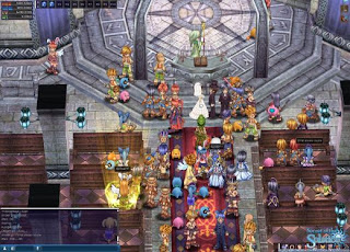 Secret of the Solstice is a free multiplayer online role-playing game set in the beautiful land of Xen. With hundreds of gorgeous environments, fanciful creatures, plenty of quests and a classic feel, Secret of the Solstice invites players to create a character and explore its richly-detailed world.