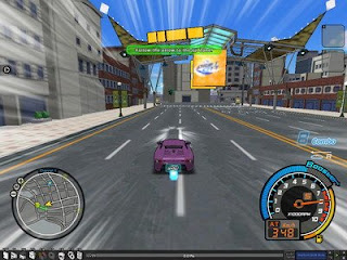 Drift city is a racing MMO set In the near future with a well  developed mission system and fun, fast paced racing. With multiple large  cities, tons of missions, and lots of cars with customizable parts,  this is one unique and enjoyable game.