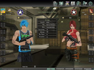 Crazy Shooter Online is the first Multiplayer Online FPS published by CiB Net Station. The game features fast-paced gameplay with a variety of weapons and customizable characters.