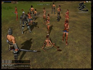 Kal Online is an mmorpg created by the Korean company Inixsoft. The player is given a choice of three professions including a Knight, a Mage, or an Archer. A fourth class (Thief) is scheduled to be released in November 2008. The player can also choose between a list of 10 faces and styles of hair for each class.