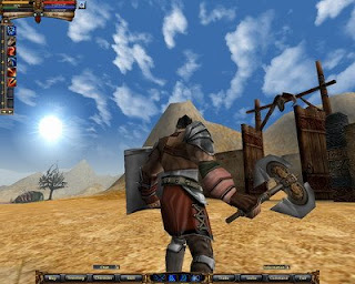 Online Knight Online World