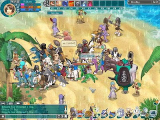 Players can fight for 1 of 4 realms in Angels Online. They are Aurora, Beast, Steel and Shadow. Eden in game is composed of many gorgeous scenes, including sweeping plains, pleasant valley vistas, daunting deserts, vast oceans, ghastly crypts, majestic forests, eerie swamps, lifeless wastelands, and beautiful lakes just to name a few. Of course, monsters are indispensable part of any game, and there are various monsters to face, from little cute monsters to huge ferocious monsters. Various Skill Combinations and a Flexible Class System Angels Online will offer you nearly 40 Class Skills and hundreds of spells, which will definitely allow our players to pursue their ideal classes.