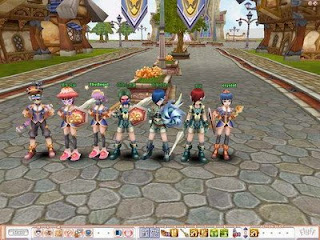 Flyff, or Fly For Fun, is a 3D, cartoony fantasy MMORPG. Flyff has a unique flying system where characters gain the ability to fly in game after they reach a certain level, making it much easier to travel and reach hunting / questing spots. Being able to fly also adds an entirely new layer of game play as players are able to explore places they normally wouldn't be able to reach...