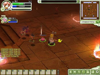 NosTale is the Tale of the Nomad of Silver Spirit. The tale speaks of the adventurers of the continent of Eastmile. NosTale is a role playing game built on the concept of Growth and Ownership. Featuring cute and lovable characters, this RPG stands out from the rest because of the fun factor and newbie friendly game play.