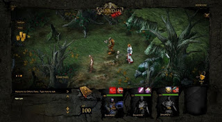 Gilfor's Tales is the latest fantasy MMORPG made by Studio Sodigital, the creator of Arthic. The whole game is made in Flash 9 containing realtime rendered 3D graphics.