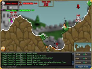 flash online games multiplayer