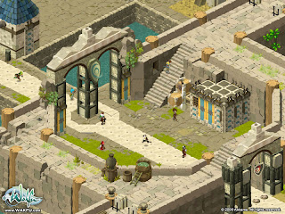 Wakfu is an MMORPG (massively multiplayer online game) in which players dive into epic adventures with thousands of other gamers from around the world. Armed with weapons and magic, they must carve a path through a cruel, living world either through battle or through politics in a quest to gain control of the islands of Wakfu.