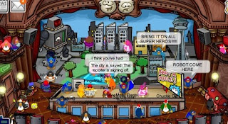  Elite Penguin Force will introduce kids to all new adventures in the Club Penguin world, giving players a chance to complete secret agent missions, solve mysteries and connect with friends in new ways. The game allows players to take on the role of a covert agent in the Elite Penguin Force. Players embark on missions utilizing familiar and all-new gadgets, accessories, vehicles and locations to investigate mysterious events in the Club Penguin world.