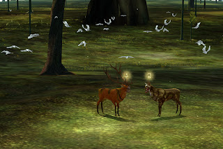 The Endless Forest is a multiplayer online game and social screensaver, a virtual place where you can play with your friends. When your computer goes to sleep you appear as a deer in this magical place. There are no goals to achieve or rules to follow. Just run through the forest and see what happens.