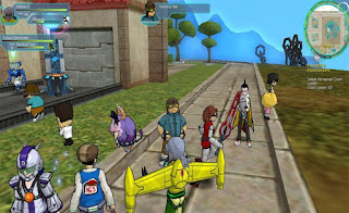 FusionFall is a browser based Multiplayer Online Game that takes all of the best Cartoon Network characters and re-imagines them in an anime-inspired style, then sets them in dynamic new environments.