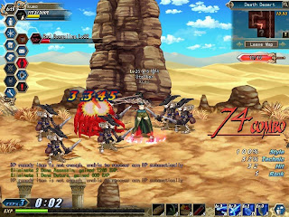 Battle of Destiny (BOD) is a 2D MMORPG game that injects the essence of good old arcade action game into RPG.
