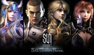 Soul of the Ultimate Nation: Open Beta with Events! Game