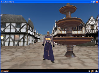 Shattered World is a browser based fantasy rpg that loaded as a Java 3D applet in the browser.