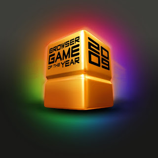 Browser Game of the Year 2009 Awards