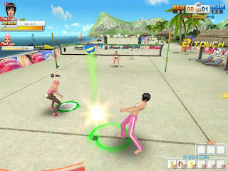 Beach Volleyball Online is an exquisite 3D world set in a lush  beach side environment. The world incorporates a friendly community with  numerous areas to explore combined with the intense competition and  tactics of Beach Volleyball.